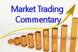 marekt trading commentary