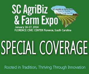 South Carolina Agribiz & Farm Expo Coming Up