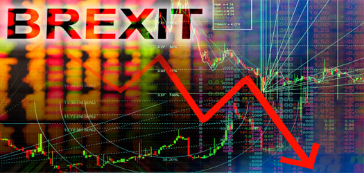 The news Friday morning that Great Britain had voted to leave the European Union sent shockwaves throughout the financial sector, on...