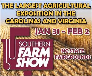 Southern Farm Show 2018 home 2