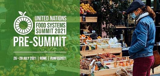 "U.N. Holds Food System ""Pre-Summit"" in Rome"